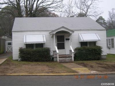 Single Family Home For Sale: 308 W Belding