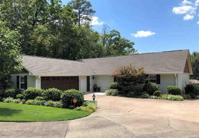 Garland County Single Family Home For Sale: 103 Secluded Cove