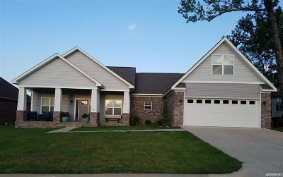 Garland County Single Family Home For Sale: 120 Windcrest Circle
