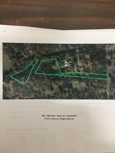 Hot Springs Residential Lots & Land For Sale: Xxx Boone Trail