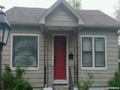 Single Family Home For Sale: 314 Gardner