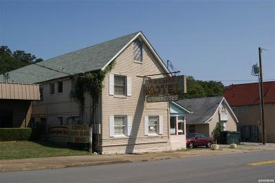 Garland County Commercial For Sale: 642 Ouachita Ave