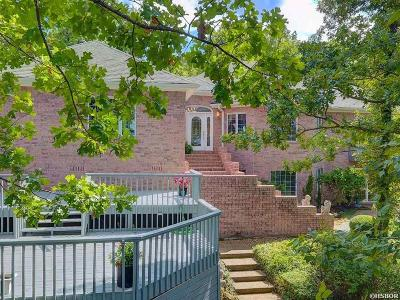 Hot Springs Single Family Home For Sale: 137 Lake Forest Shores Drive