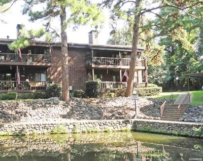 Garland County Condo/Townhouse For Sale: 2325 Lakeshore Drive #D-4