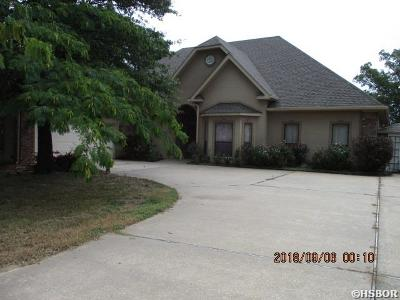 Hot Springs Single Family Home For Sale: 205 Trabecca