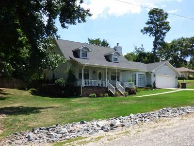 Hot Springs Single Family Home Active - Contingent: 163 Linsey Place