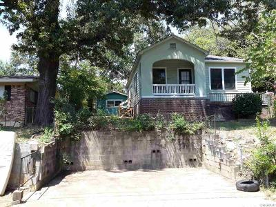 Hot Springs Single Family Home For Sale: 224 S Patterson