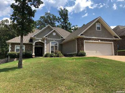 Hot Springs Single Family Home For Sale: 144 Big Oak Trail