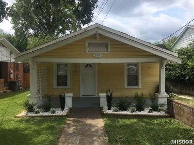 Hot Springs Single Family Home Active - Contingent: 237 Woodlawn