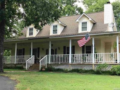 Garland County Single Family Home Active - Contingent: 152 Tunica Trail