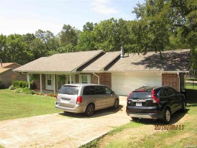 Hot Springs Single Family Home For Sale: 409 Cedarwood