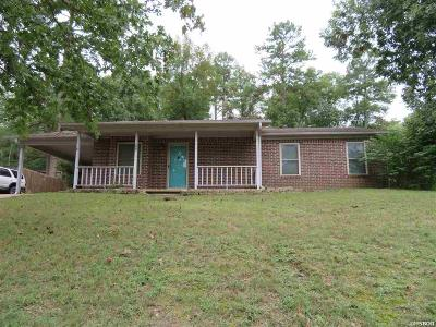 Hot Springs AR Single Family Home For Sale: $134,500