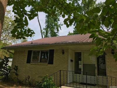 Hot Springs Single Family Home For Sale: 210 Greenwood Av