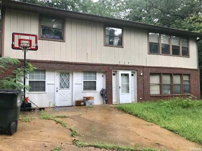 Hot Springs AR Single Family Home For Sale: $79,000
