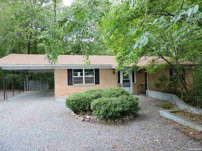 Hot Springs AR Single Family Home For Sale: $102,000