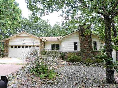 Hot Springs AR Single Family Home For Sale: $90,000