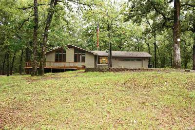 Pearcy AR Single Family Home For Sale: $184,900