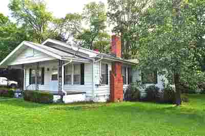 Hot Springs AR Single Family Home For Sale: $69,900