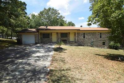 Pearcy AR Single Family Home For Sale: $119,900