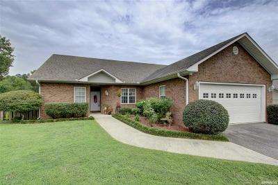 Hot Springs AR Single Family Home For Sale: $209,900