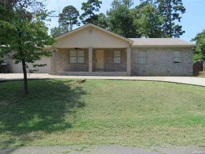 Hot Springs Single Family Home For Sale: 104 Pine Shore Ln
