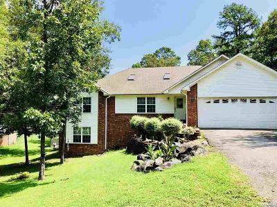 Hot Springs Single Family Home For Sale: 107 Grissom Tr