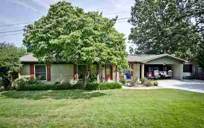 Single Family Home Active - Contingent: 219 Winchester