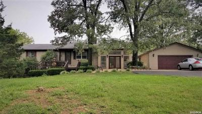 Hot Springs Single Family Home For Sale: 356 Jack Mountain Rd