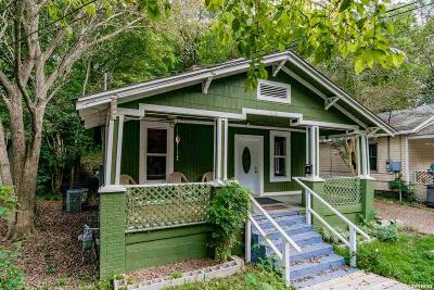 Hot Springs Single Family Home For Sale: 214 Bower