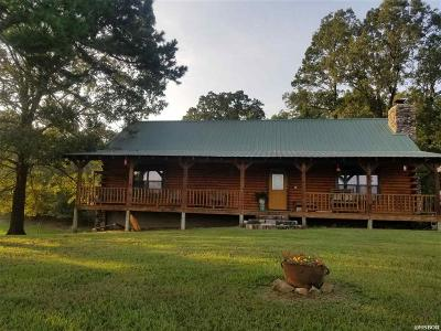 Garland County Single Family Home For Sale: 1038 Old Dallas Road