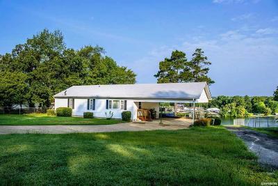 Hot Springs Single Family Home For Sale: 111 Ledgerock Rd