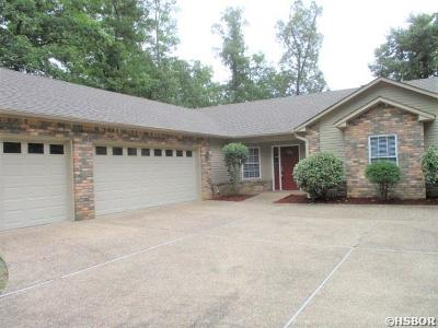 Hot Springs Single Family Home For Sale: 33 Sacedon Ln
