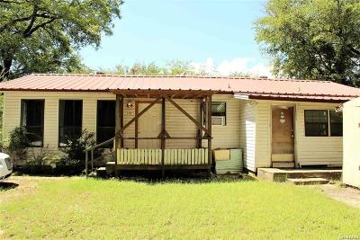 Hot Springs AR Single Family Home Back On Market: $69,000