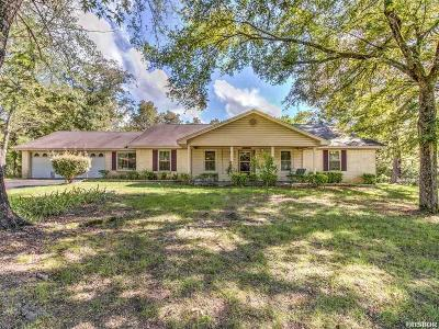 Hot Springs Single Family Home For Sale: 105 Willow Oak