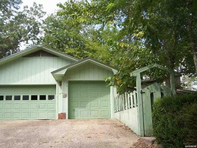 Hot Springs Single Family Home Active - Contingent: 250 Vanadium Cir