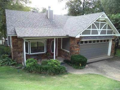 Hot Springs Single Family Home Active - Contingent: 202 San Carlos Pt
