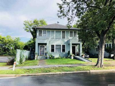 Garland County Multi Family Home For Sale: 217 & 219 Woodbine