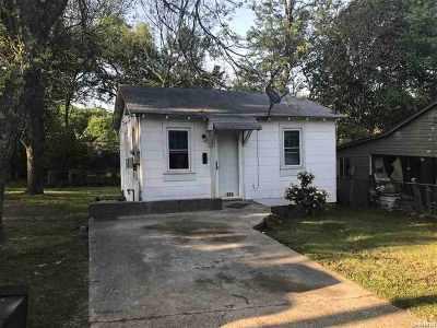 Hot Springs Single Family Home For Sale: 104 Ira St.
