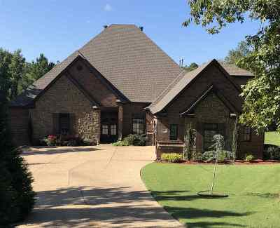 Hot Springs Single Family Home Active - Contingent: 311 Oak Shores Circle