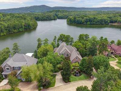 Hot Springs AR Single Family Home For Sale: $1,799,000