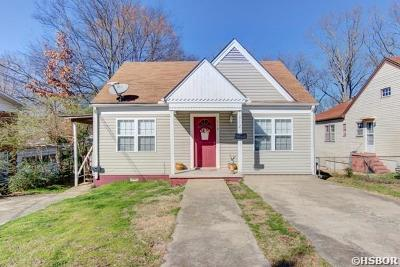Hot Springs AR Multi Family Home For Sale: $89,900