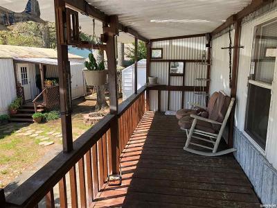 Hot Springs Single Family Home For Sale: 166 Cenark