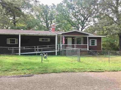 Hot Springs Single Family Home For Sale: 351 Beach Haven Rd