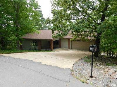 Single Family Home Active - Price Change: 18 Delavega Cir