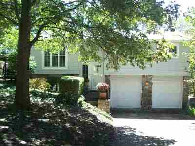 Single Family Home For Sale: 104 Glenmeadow