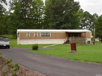 Hot Springs Single Family Home For Sale: 450 Hwy 128