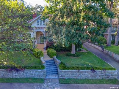 Single Family Home Back On Market: 744 Quapaw Av