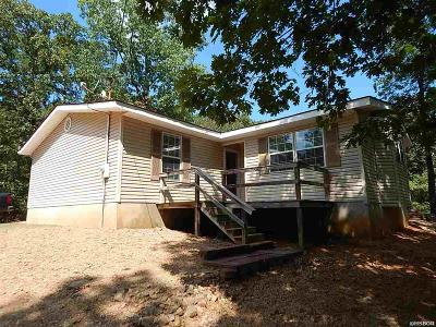 Hot Springs AR Single Family Home Active - Contingent: $69,900