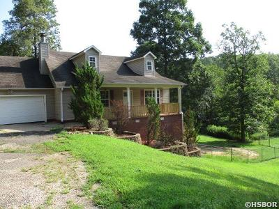 Benton Single Family Home For Sale: 11522 High Point Dr