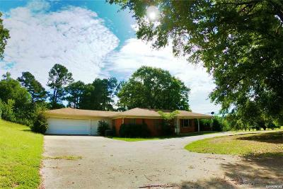 Glenwood Single Family Home For Sale: 1820 N 1st St Hwy 8